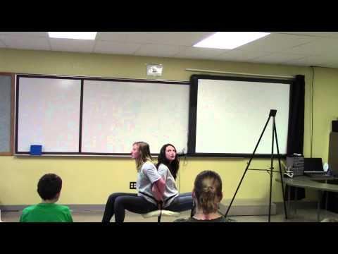 4-H District Communcation Arts-Dramatic presentation on 5-27-2014
