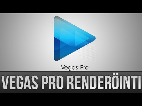 ► Tutorial: Sony Vegas Pro -