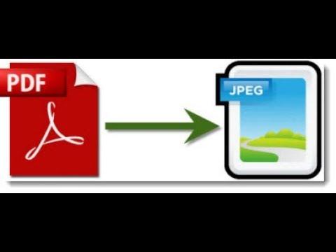 How to Convert PDF to JPG using Photoshop Cs6