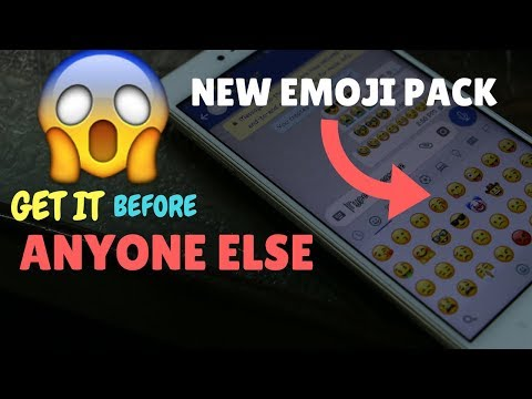 How To Install Whatsapp new Emoji pack in any smartphone