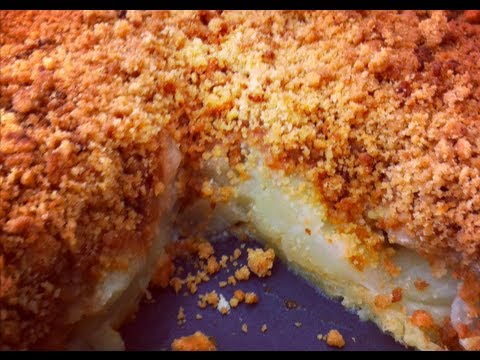 Quick and easy apple crumble - Rachel's Recipe's
