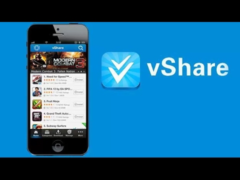 How to get VShare on IOS 8.4.1