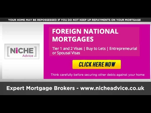 Mortgage with Visa in the UK