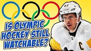 Will You Watch Olympic Hockey Without NHL Players?
