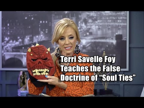 F4F   Terri Savelle Foy Teaches the False Doctrine of
