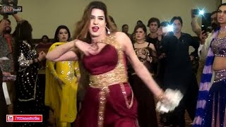 MEHEK @ PRIVATE WEDDING MUJRA PARTY DANCE 2016