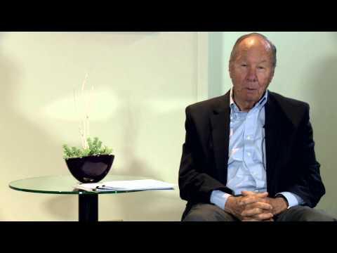 George Starcher, ebbf co-founder & president, former senior partner at McKinsey