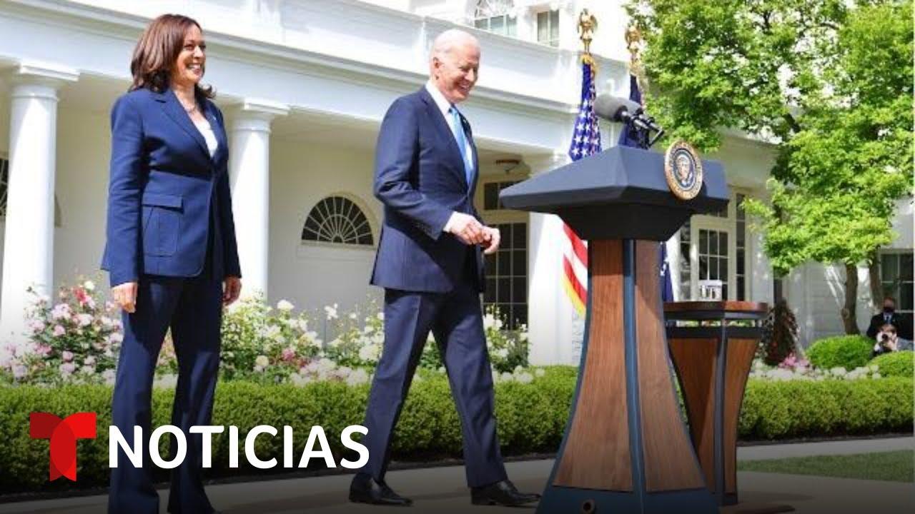 Las noticias de la mañana, viernes 14 de mayo de 2021 | Noticias Telemundo