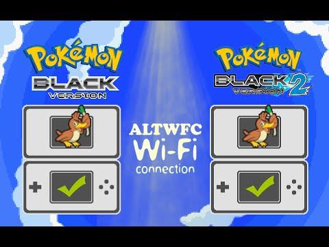 Nintendo DS/DeSmuME - GTS Returns/Retorno! (ALTWFC)