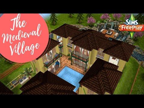 Medieval Village | Tour | Sims FreePlay