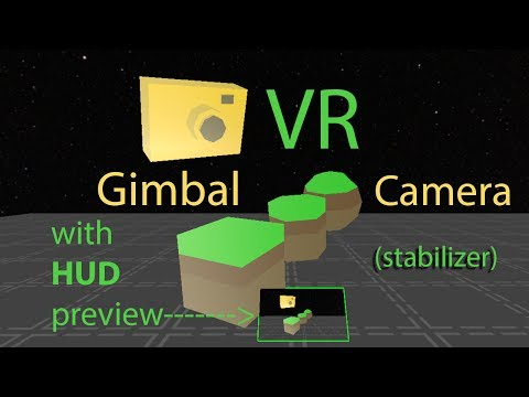 VR Gimbal Camera