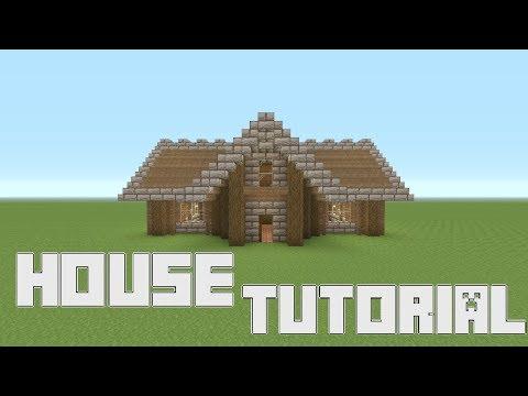 Minecraft: Easy Survival House Tutorial