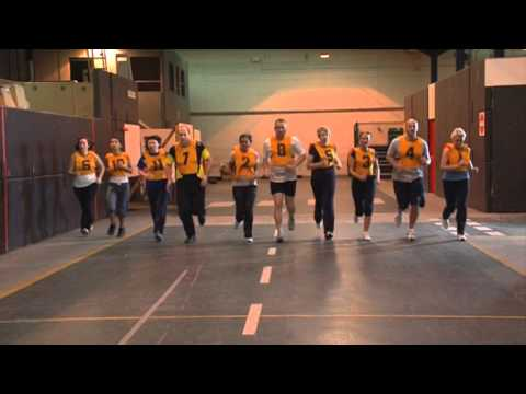 Preparing for the police job related fitness test