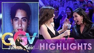 GGV: Nathalie and Roxanne yell at seeing James Reid