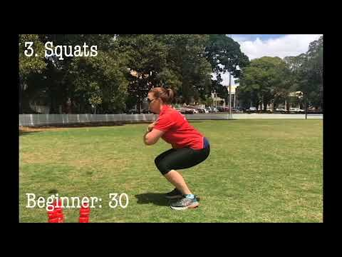 The Strong Women Challenge - Day 15