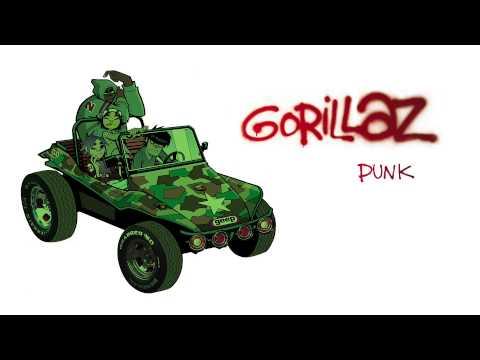 Gorillaz - Punk - Gorillaz