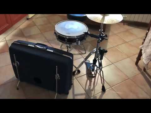 How to build a Suitcase drum kick