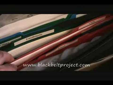 GTD Getting Things Done Black Belt #4