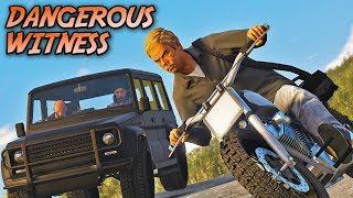"""Dangerous Witness"" - Action Film GTA 5 | Part #1"