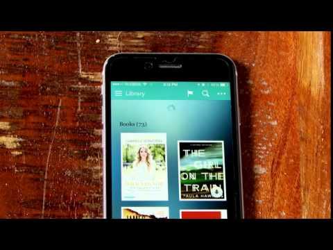 Kobo Tips: Syncing over WiFi for iPhone iPad