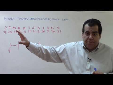 Florida Real Estate Exam Prep Math 2: Property Tax Proration