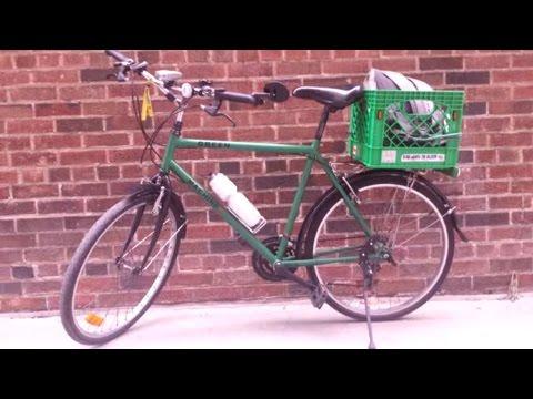Building My Green Machine 2