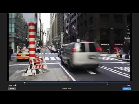 Persecond for Mac   New Flixel Timelapse App
