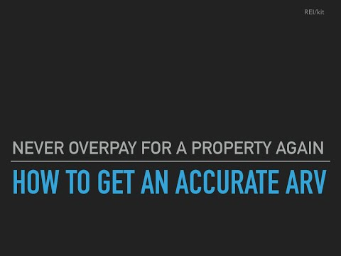How to Get Comps and Adjust Them to Calculate Accurate ARV