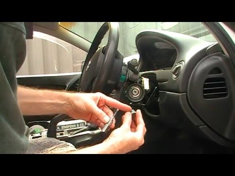 VY Commodore IGNITION Key Problem - Cant Turn Key - FIX