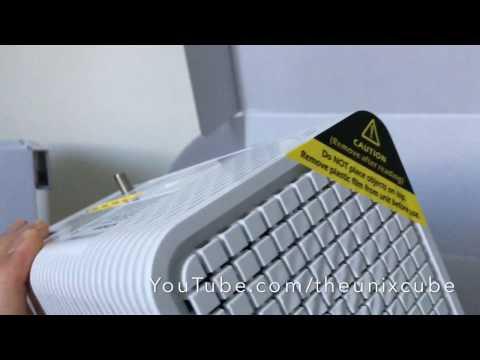 Unboxing Hitron CODA 4582 Rogers Cable Modem Gateway White ASMR
