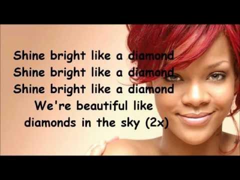 Xxx Mp4 Rihanna Diamonds Lyrics 3gp Sex