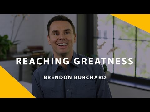 Reaching Greatness