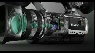 Sony HVR-Z5 Product Preview Video #1