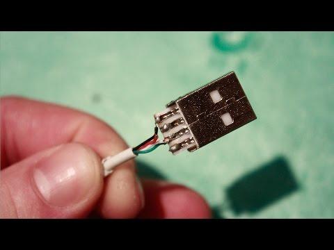 Repair USB cable iPhone 5 / 5s / 6 / 6s / 6 plus in 10 minutes