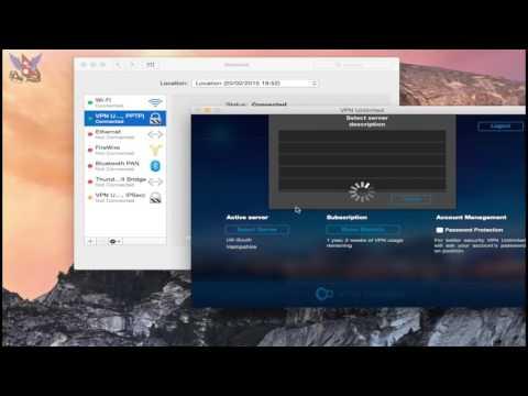 How to delete VPN profile on mac 2016 September