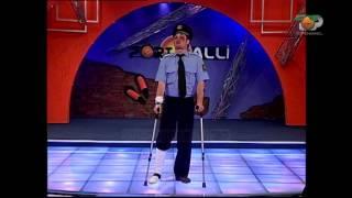 Portokalli, 25 Prill 2004 - Polici (Skeçi me hajdutin dhe ndjekjen)