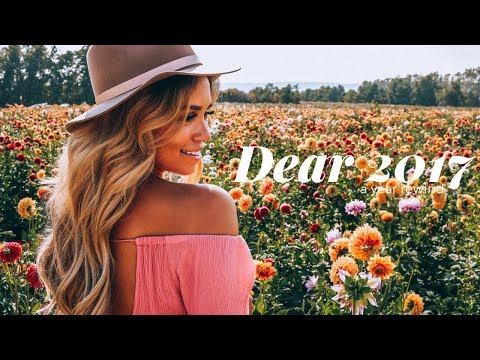 Dear 2017, You've been great but I'm ready for 2018 | Year Rewind | Ashley Bloomfield