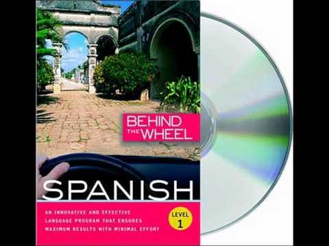 Behind the Wheel--Spanish 1--Audiobook Excerpt