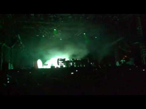 The Chemical Brothers - EXIT 2010 [part 1] galvanize
