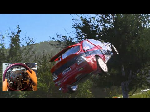 Sébastien Loeb GoPro TX HANDBRAKE TIME! Back to Italy! FLYING (Rally Week Day 4)