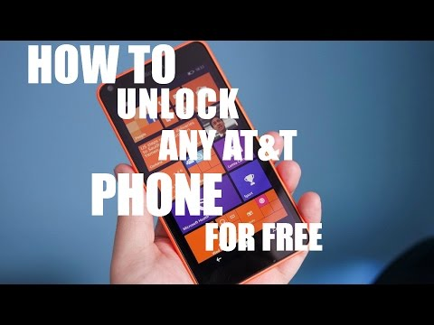 [Tutorial] How to unlock your Any of AT&T Go-Phone for free !