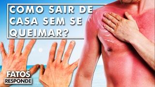 O que acontece com uma pessoa que tem alergia ao sol?