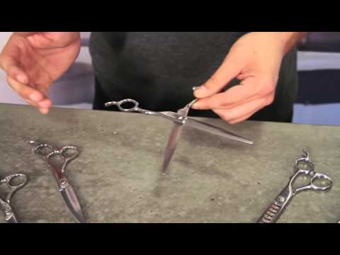 How to Clean and Oil Hair Shears
