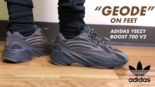 1f8b10922 Adidas Yeezy Boost 700 V2 Geode Review and On Feet