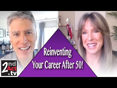 How to create your Dream Career over 50! Jobs for Baby Boomers working after 50!