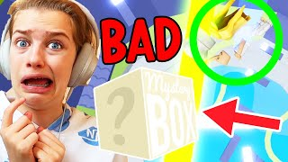 BAD MYSTERY BOX if you FALL  - Roblox Tower Of Hell Gaming w/ The Norris Nuts