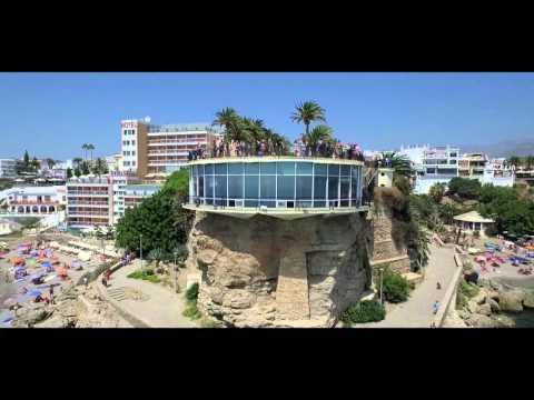 Aerial Showreel Filmed Around Malaga ,  Andalucia, Costa Del Sol , Spain