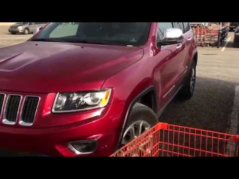 2015 Jeep Grand Cherokee review one year later.