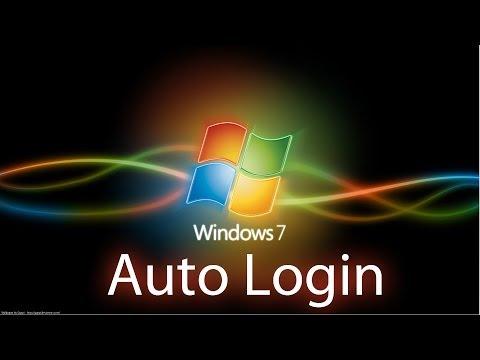 Windows 7: Enable Auto Login [Tutorial]