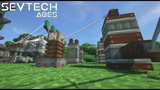 Steam Generator Steht! - #73 SevTech Ages [Stage 4] - German
